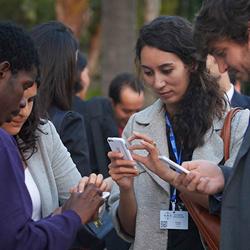 L'application mobile SpotMe établit une atmosphère de confiance et de transparence.
