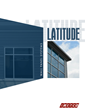 IMETCO® recently redesigned its Latitude brochure, providing customers with an expanded panel profile offering and a refreshed design that includes a custom profile sketch pad