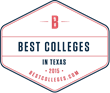 BestColleges.com Announces Top 25 Two-Year and Top 25 Four-Year Schools in Texas for 2015