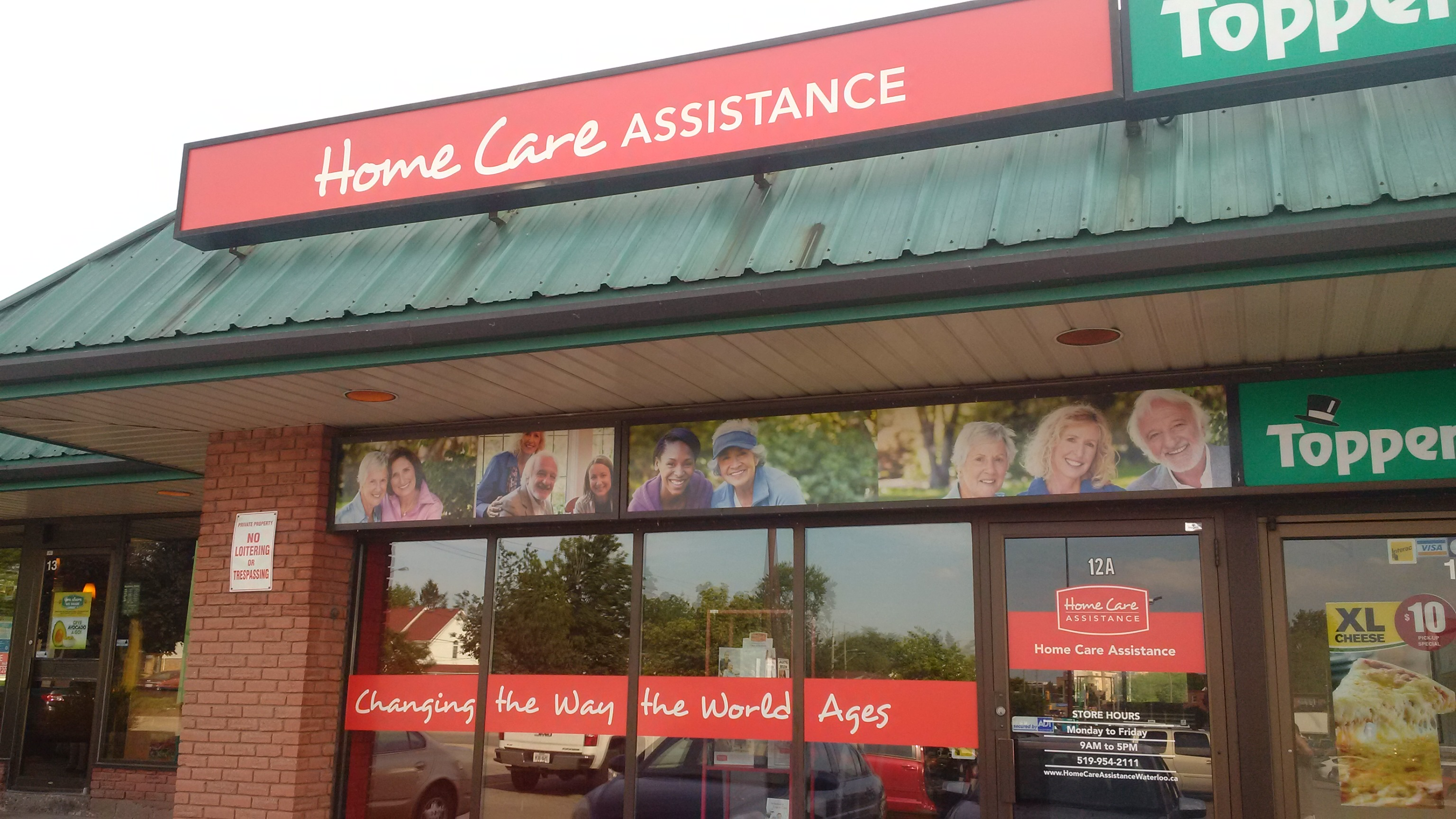 Home Care Assistance Kitchener