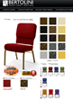 Bertolini Sanctuary® Seating Introduces a Virtual Build Your Own Chair Studio