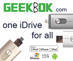 Flash Drive for Apple & Android Devices