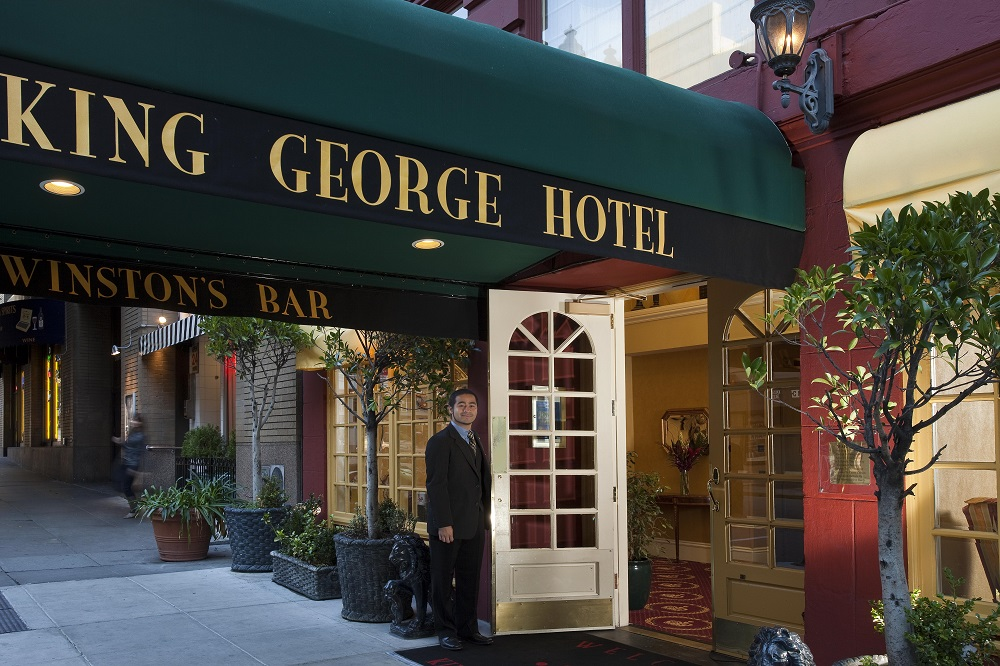 King George Hotel Union Square San Francisco