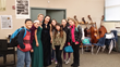 Davidson Middle School Students Loved Opera performed by GGO Singers