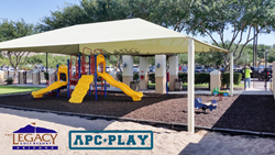 Legacy Golf Resort in Phoenix team with APCPLAY to upgrade commercial playground equipment