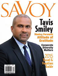 Savoy Magazine's Summer 2015 Issue Features Corporate Diversity Matters