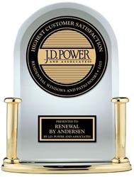 Renewal by Andersen J.D. Power Award