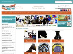 Kachina House Website
