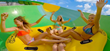 (Beach Blanket Banzai Raft Ride - Family Rafting Slide by Polin)