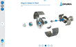 Okuma Industry Parts Viewer - Aerospace