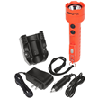 Newest Nightstick® Dual-Light Flashlight-Floodlight Combo Triples the Duals with Magnets and Batteries