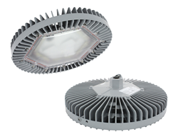Class 1 Division 2 and Class 2 Division 1 & 2 LED Light Fixture for Hazardous Locations