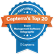 Member Solutions Event Manager Online Registration Software Recognized as Top Event Management Software by Capterra