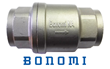 New Bonomi Series S800 Stainless Steel In-Line Check Valves: High-Capacity Reverse Flow Prevention For Corrosive Applications
