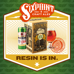 Craft A Brew and Sixpoint Brewery Collaborate on Resin IIPA Home Brewing Kit