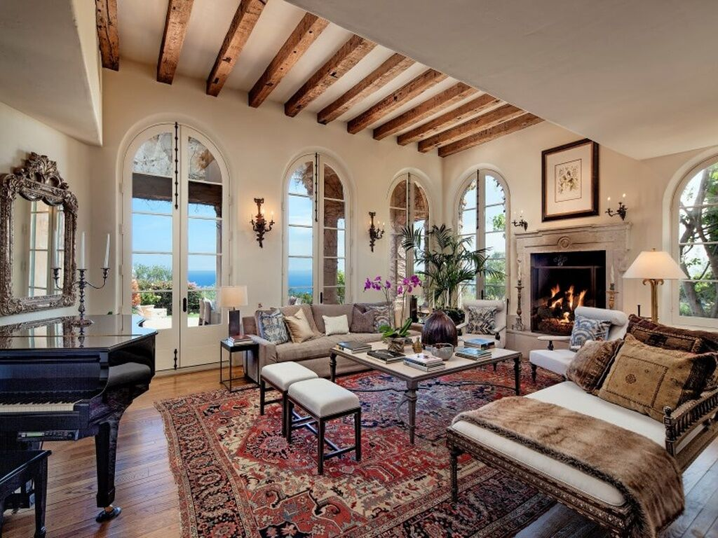 Celebrity Homes Jeff Bridges Montecito Estate Is For Sale