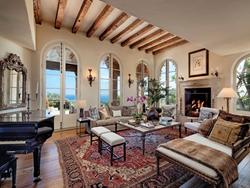 Celebrity Homes: Jeff Bridges' Montecito Estate Is For Sale