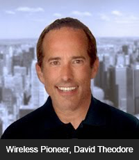 David Theodore, Wireless WAN Innovator