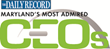 The Daily Record Names Adam Luecking One of Maryland's 2015 Most Admired CEO's