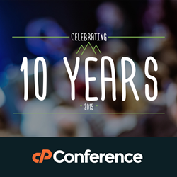 cPanel Conference 2015 Banner