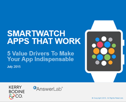 Image of cover of the Smartwatch Value Report