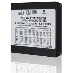 Digital I/O, counter/timer, digital input, digital output, high-current, 82C54, LVTTL, industrial digital I/O, 3.3V