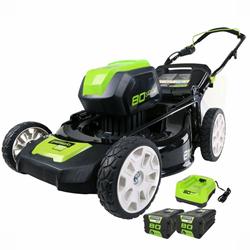 80V Cordless Lawn Mower