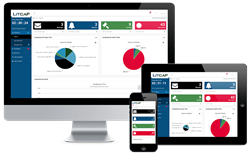Attorney Case Financing Platform Marketplace Dashboard Screenshot
