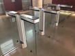 Fastlane Glassgate 300 barrier turnstiles from Smarter Security