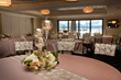 Receptions in The Landing's 1,700-square-foot Lakeside Ballroom provide lake view dining and receptions for up to 100 guests (photo courtesy of The Landing Resort & Spa).