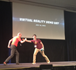 Conquer Mobile Wins Boost VC Startup Prize at Upload VR Demo Day with PeriopSim VR Medical Simulation Training.