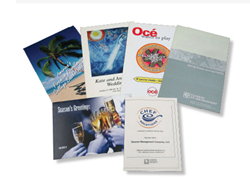 UV Coating on Various Papers
