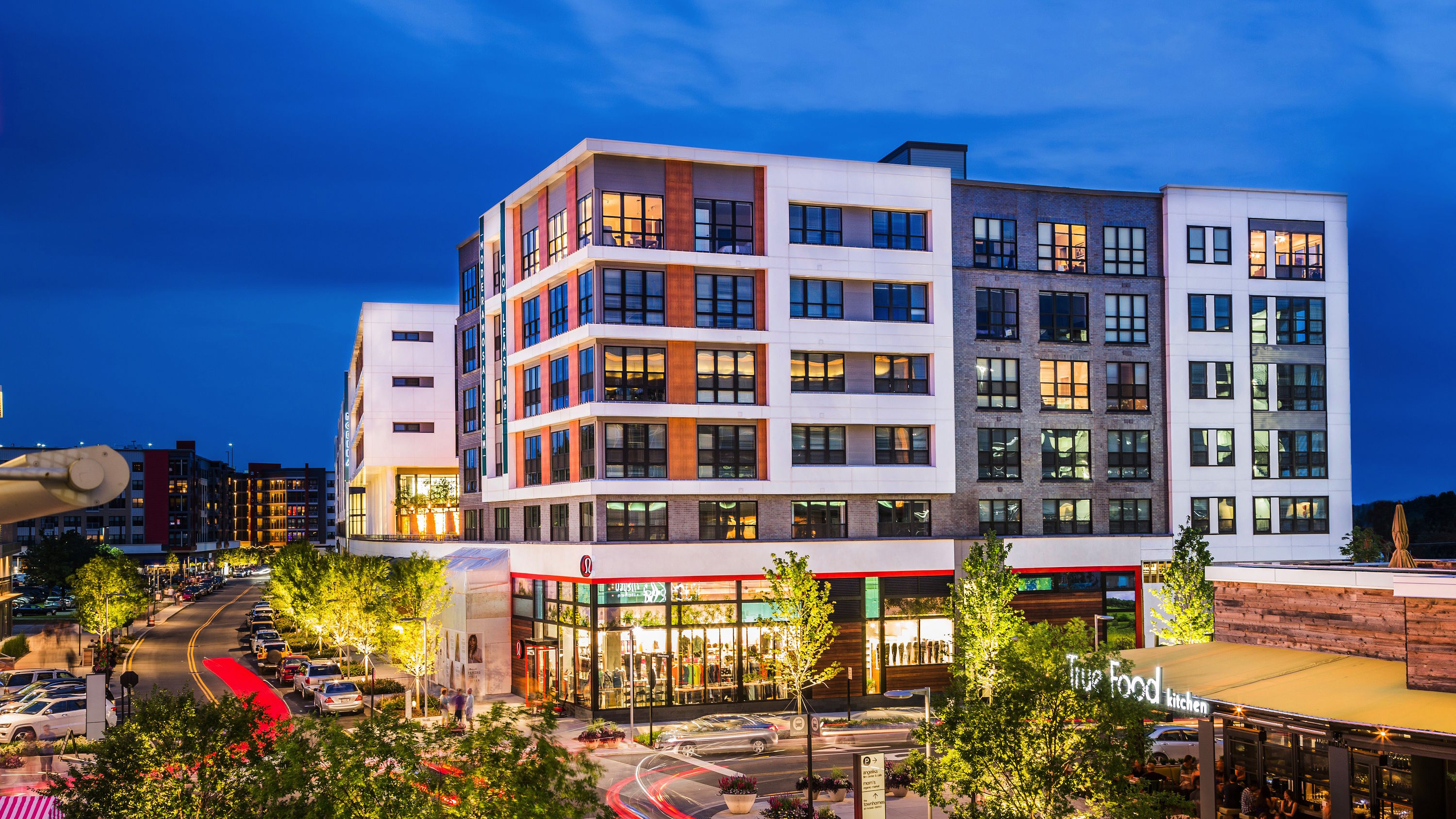 Mill Creek Begins Lease up at Modera Mosaic Apartments