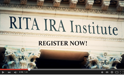 Self-directed IRA Class by RITA, Retirement Industry Trust Association