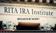 Retirement Industry Trust Association (RITA) to Host Next Self-Directed IRA Certification Program in Newark, NJ on Sept. 2-4, 2015