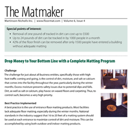 Drop Money to Your Bottom Line with a Complete Matting Program White Paper