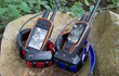 Garmin TT15 Mini and T5 Mini GPS Small Hunting Dog Tracking Collars available from Double U Hunting Supply