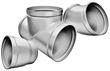 Victaulic Introduces AGS Stainless Steel Fittings for Large-Diameter Piping Systems