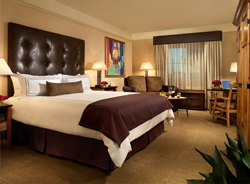 Deluxe Resort Room at Silverton Casino Hotel