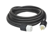100' Twist Lock Extension Power Cord Released by Larson Electronics