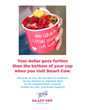 Frozen Yogurt and Philanthropy | Smart Cow Yogurt Bar | Arvada, CO; Castle Rock, CO; Menomonee Falls, WI; Green Bay, WI