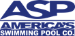 ASP - America's Swimming Pool Company logo