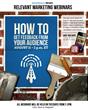 "mRELEVANCE Hosts August ""How To"" Marketing Webinar"