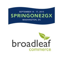 Taking place in Washington D.C., SpringOne 2GX is designed for application developers, solution architects, web operations, and IT teams.
