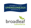 Broadleaf Commerce Sponsoring SpringOne 2GX 2015