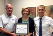 DoD Patriot Award Presented to Virsys12 CEO Tammy Hawes