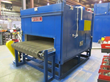 Wisconsin Oven Ships Quick Drying Belt Conveyor Oven for a Specialty Coatings Manufacturer