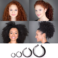 puffcuff textured and natural hair accessories