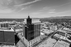 Zions Bank Building Boise Idaho A10 Capital