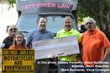 The Motorcycle Lawyer Makes Huge Donation to ABATE Awareness Program